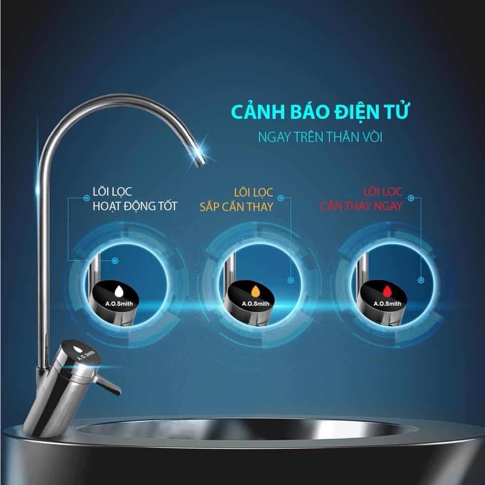 vòi nước điện tử tiện nghi hơn cho người sử dụng