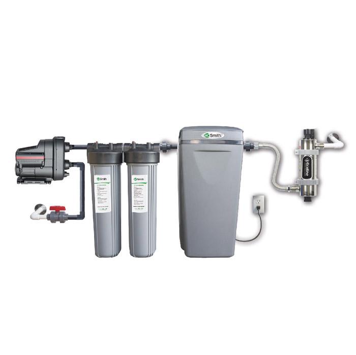 Hệ thống lọc nước đầu nguồn AO Smith i97s