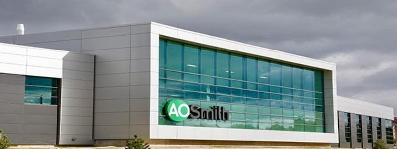 Máy lọc nước AO Smith được sản xuất theo công nghệ của Mỹ