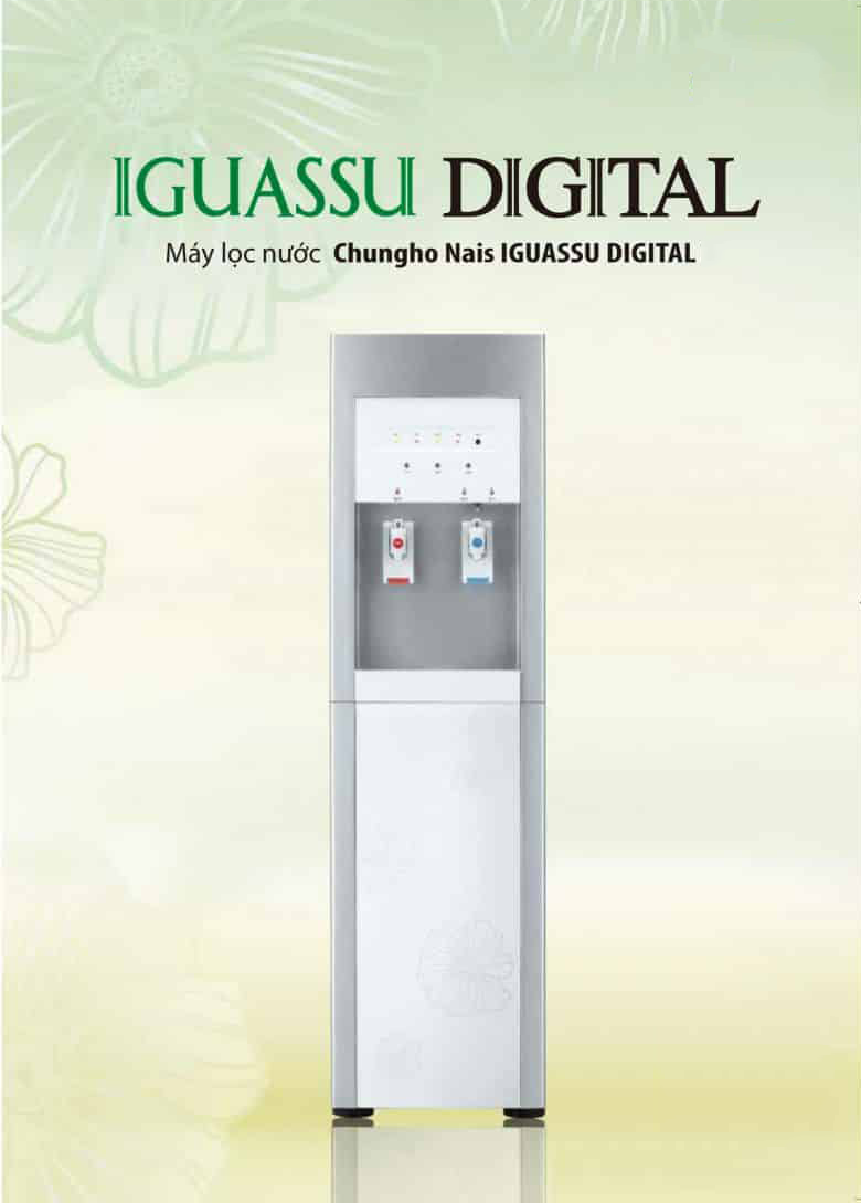 Máy lọc nước Chungho RO Iguassu Digital