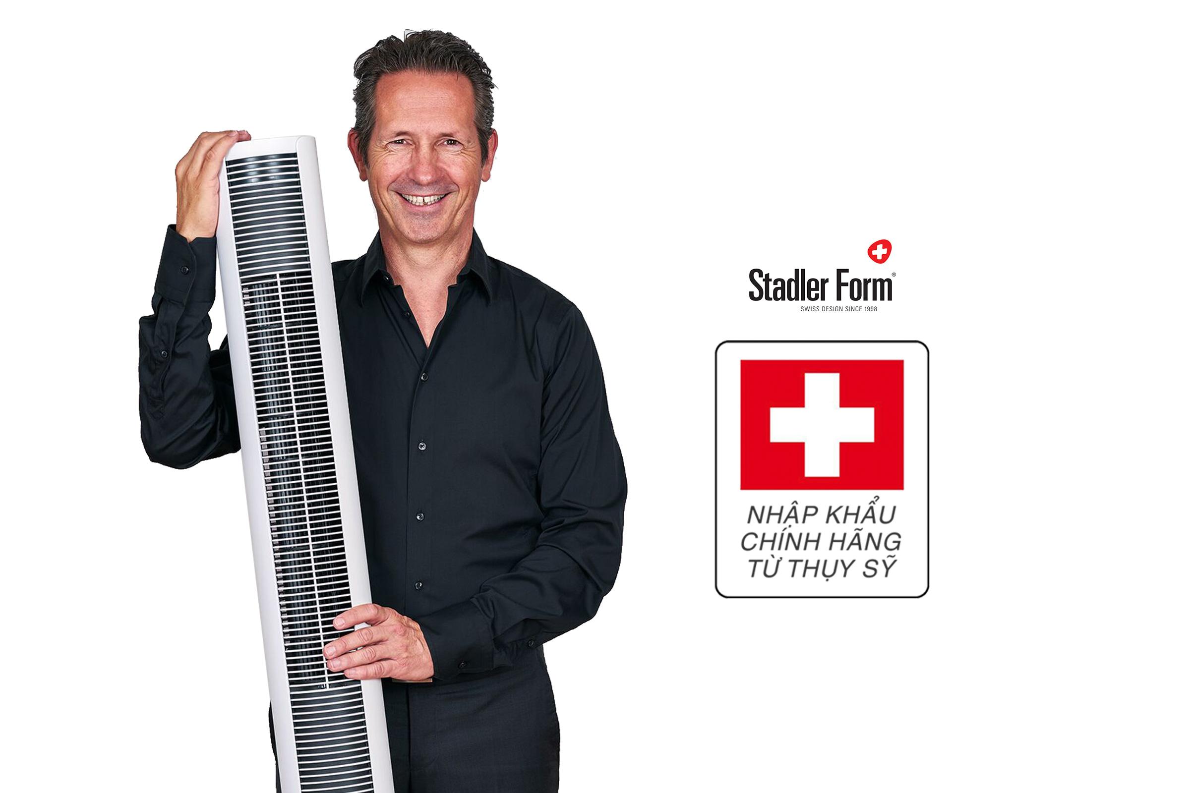 Quạt tháp Stadler Form Peter người bạn đồng hành của mội gia đình