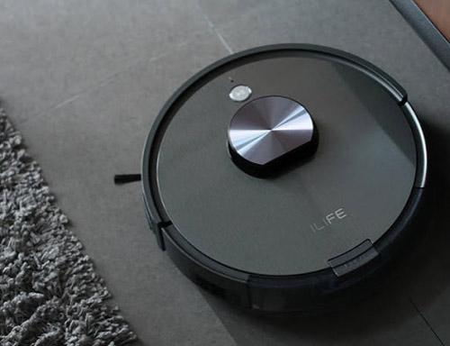 Khái quát về thương hiệu robot hút bụi ILIFE