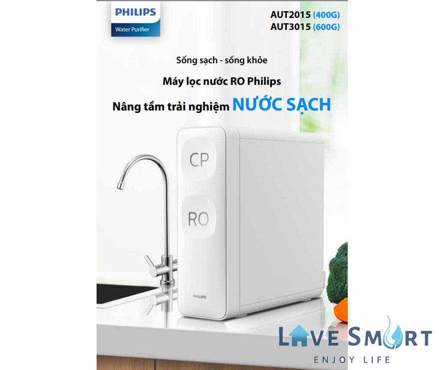 Một vài nét về thương hiệu sản xuất máy lọc nước Philips