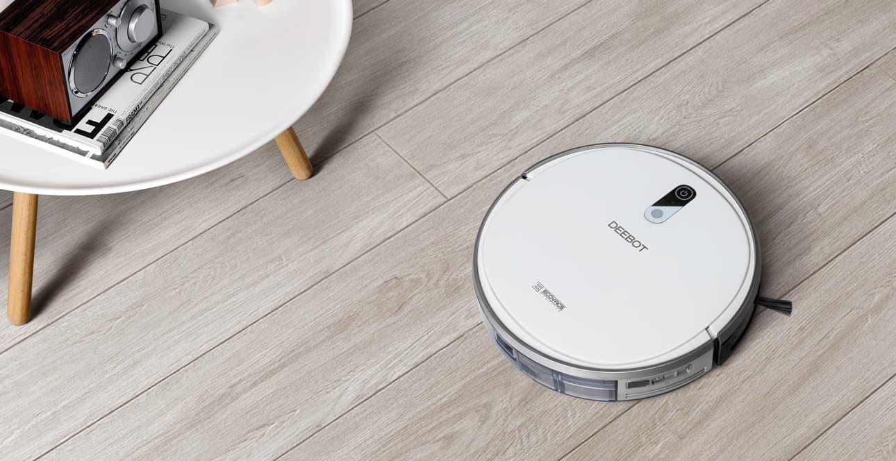 Robot hút bụi thông minh Deebot 710 thiết kế cao cấp, tiện nghi