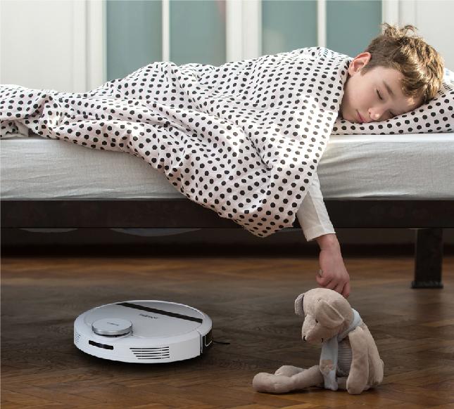 hoạt động êm ái cho bạn không bị làm phiền khi ngủ