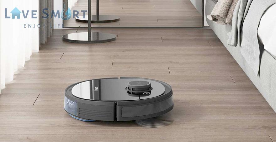 Hiệu suất làm sạch vượt trội nhất thế hệ Deebot
