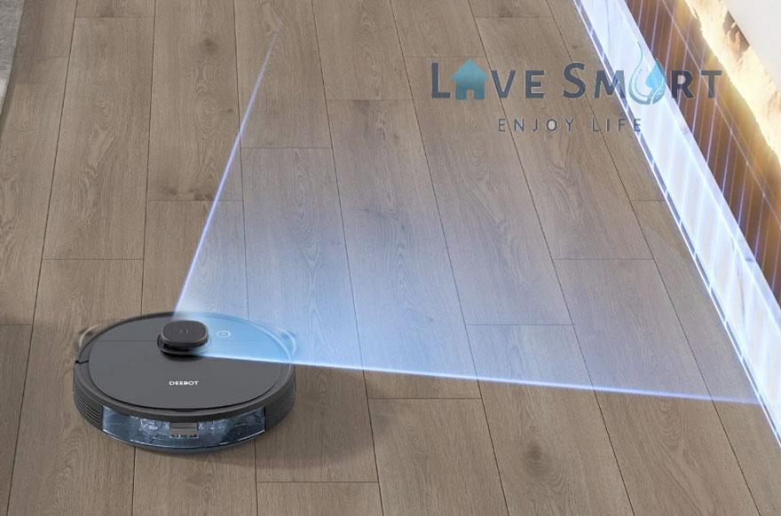 Hệ thống điều hướng thông minh Smart Navi 3.0™