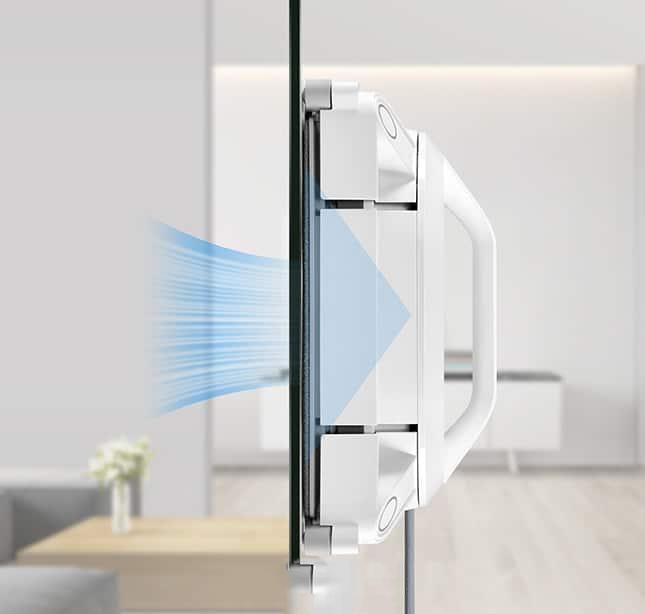 an toàn hơn với công nghệ  Tether-Pod