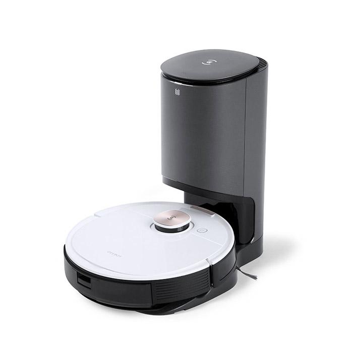 Robot hút bụi Ecovacs Deebot Ozmo T8 Plus