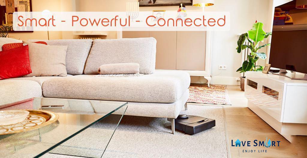 Robot hút bụi thông minh Neato Botvac D5 Connected giúp bạn thỏa sức làm những điều mình thích!