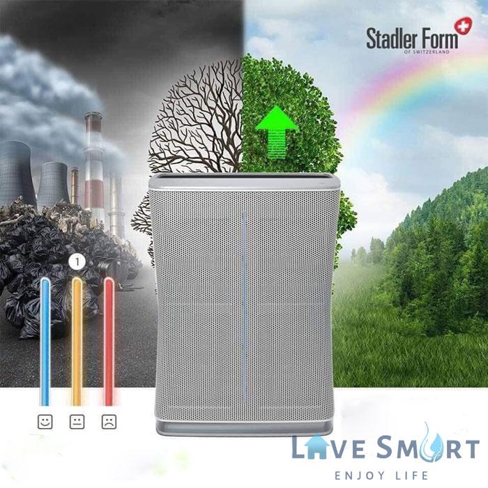 Đèn báo chất lượng không khí