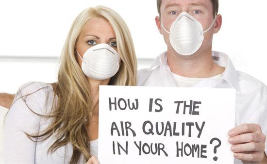 ô nhiễm không khí ảnh hưởng đến trẻ nhỏ