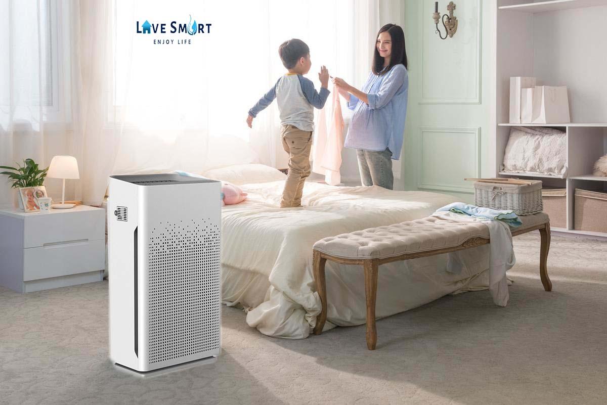 Ô nhiễm không khí ảnh hưởng nghiêm trọng đến sức khỏe trẻ em!