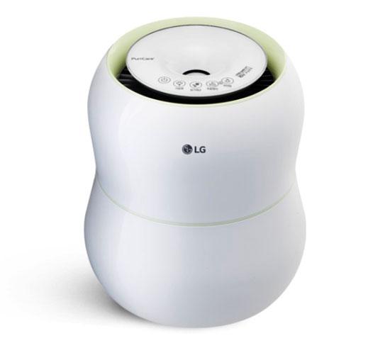 Máy tạo ẩm LG Puricare HW300DBL