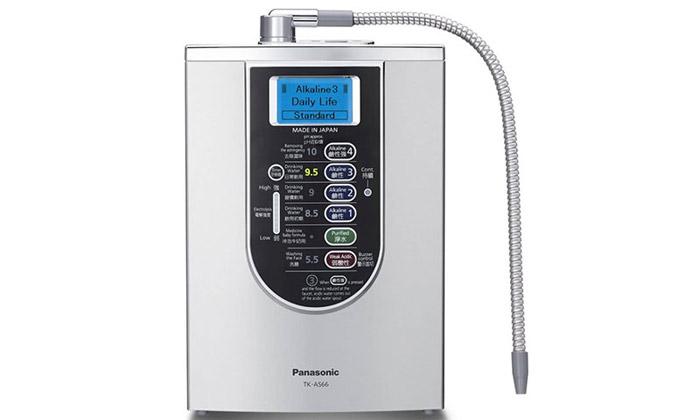 Máy lọc nước ion kiềm Panasonic